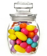 jar of easter eggs