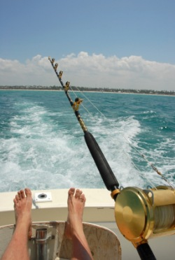 deap sea fishing