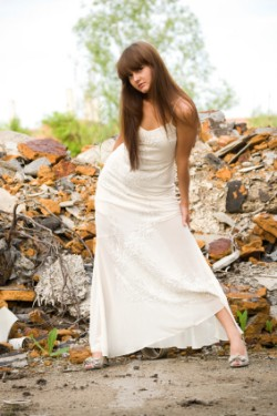 trash the dress 1