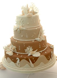 Decorating Your Own Wedding Cake