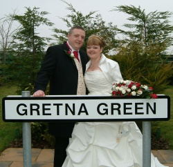 sarah at gretna green