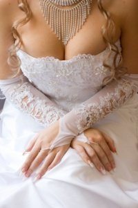 wedding gloves 3